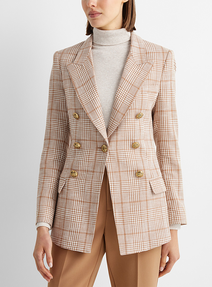 Smythe Fawn Not a DB jacket for women