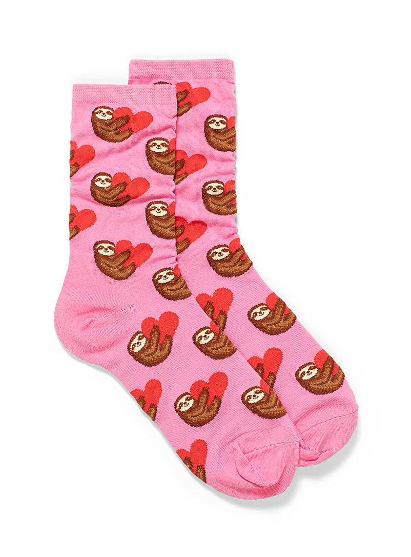 sloth-lovers-ankle-socks