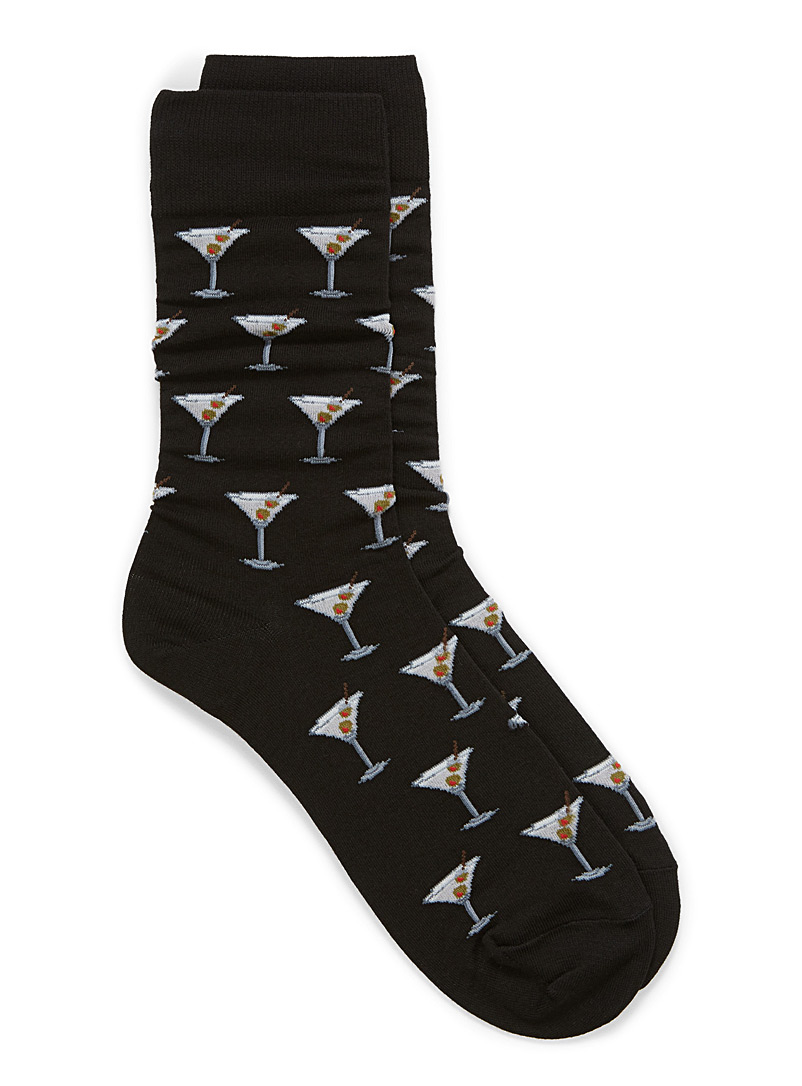 martini-socks