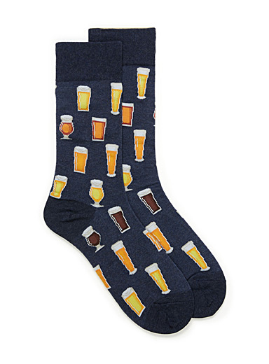 Beer glass socks