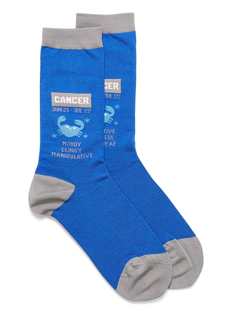 cancer-zodiac-socks