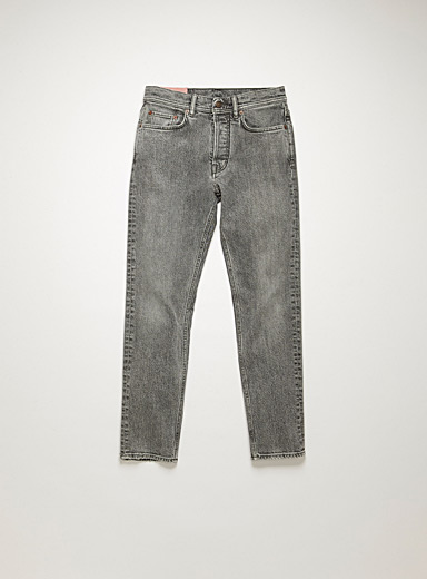 Acne Studios Grey River Stone jean for men