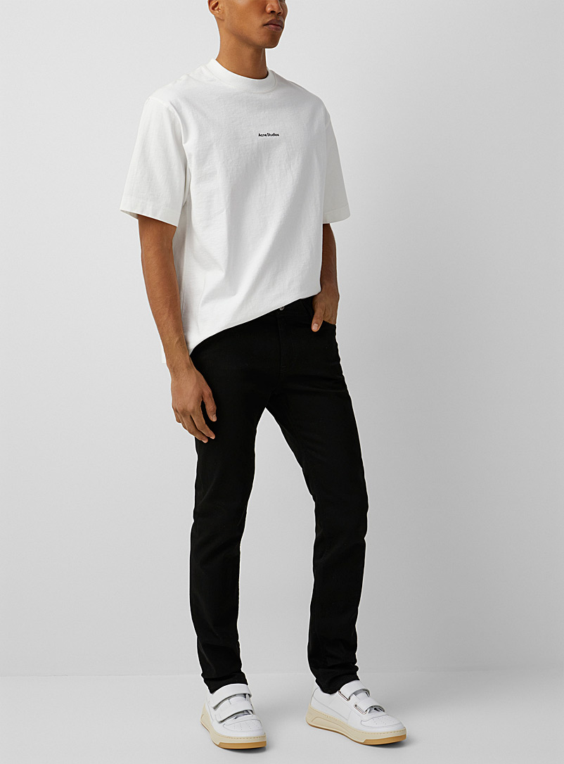 Acne Studios Black North Stay Black Jeans for men