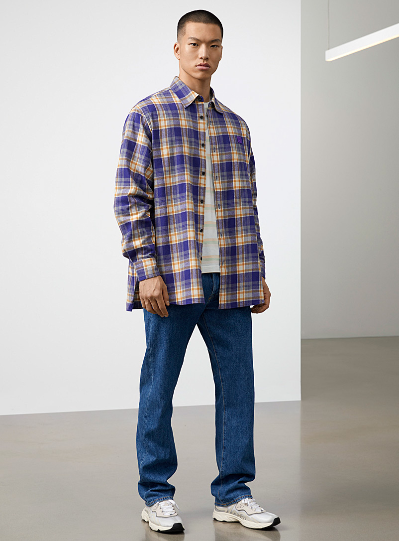 Acne Studios Dark Blue 1996 jeans for men