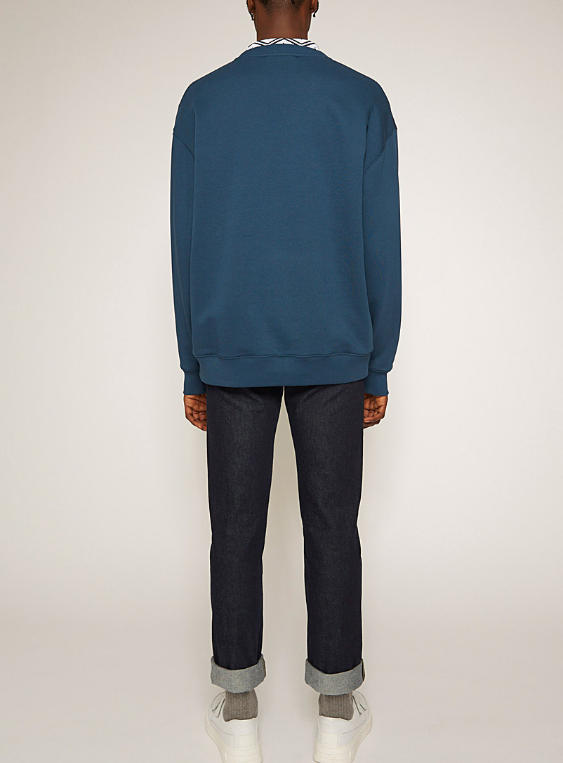 Acne Studios Brown Oversized sweatshirt for men