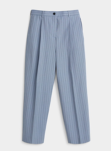 Pinstripe dress pant