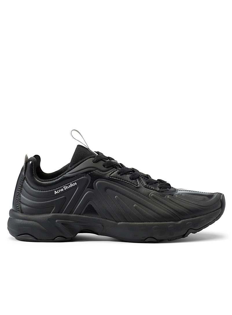 Acne Studios Black Trail black sneakers  Women for women
