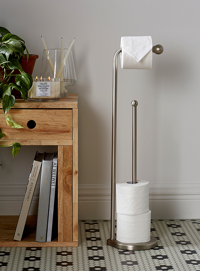 Umbra Assorted Footed toilet paper holder