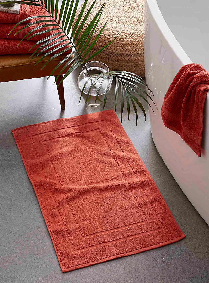 Turkish cotton bath mat  50 x 80 cm