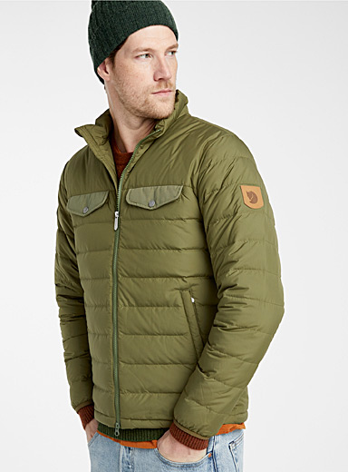 Greenland quilted jacket