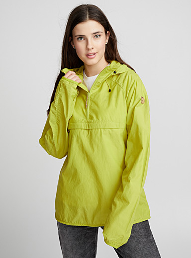 L'anorak compressible High Coast Wind