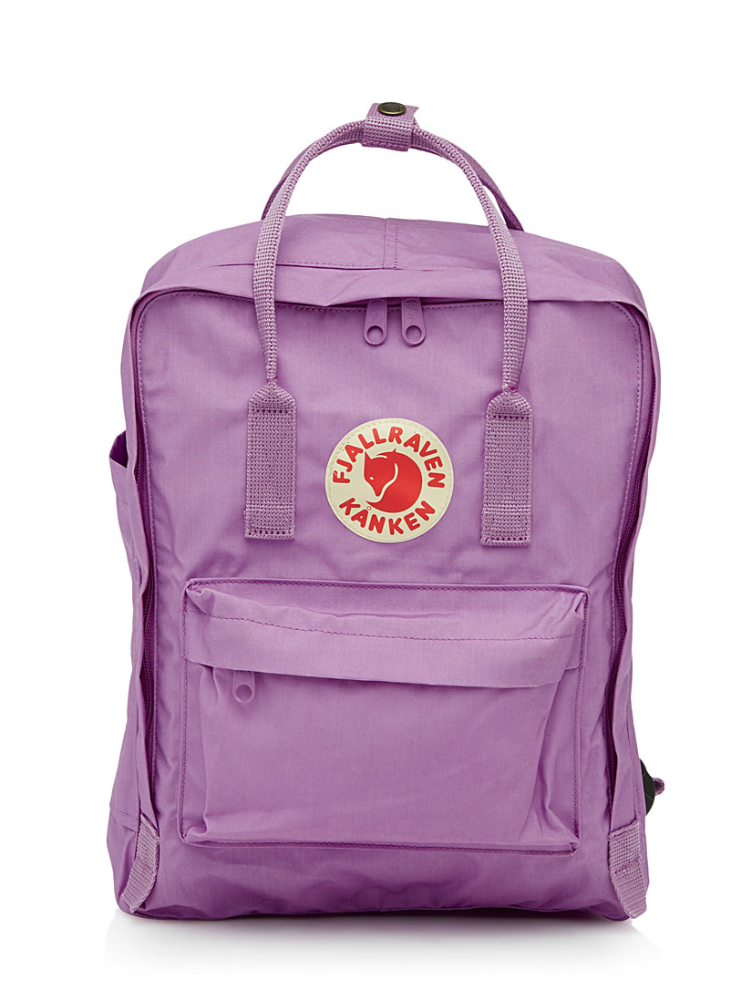 Kanken backpack - Backpacks - Lilacs