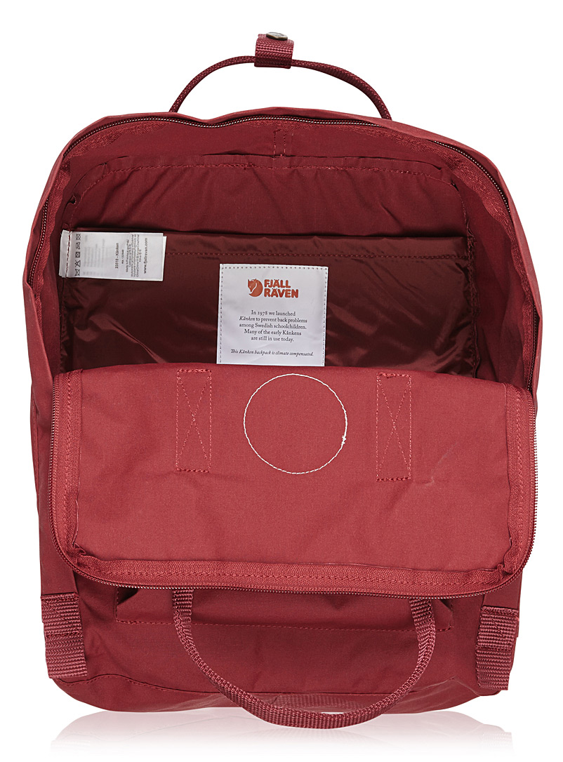 Kanken backpack - Backpacks - Cherry Red