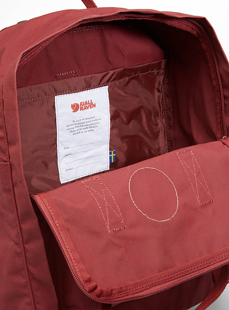 Kanken backpack - Backpacks - Ruby Red