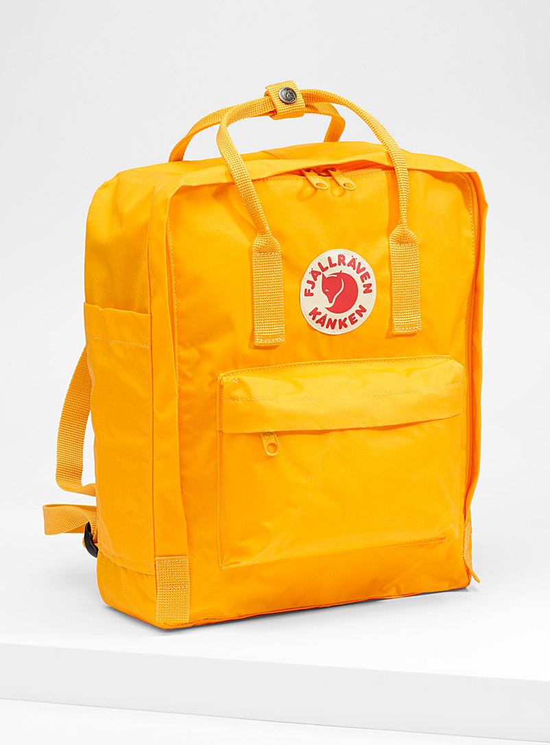 Kanken backpack - Backpacks - Golden Yellow