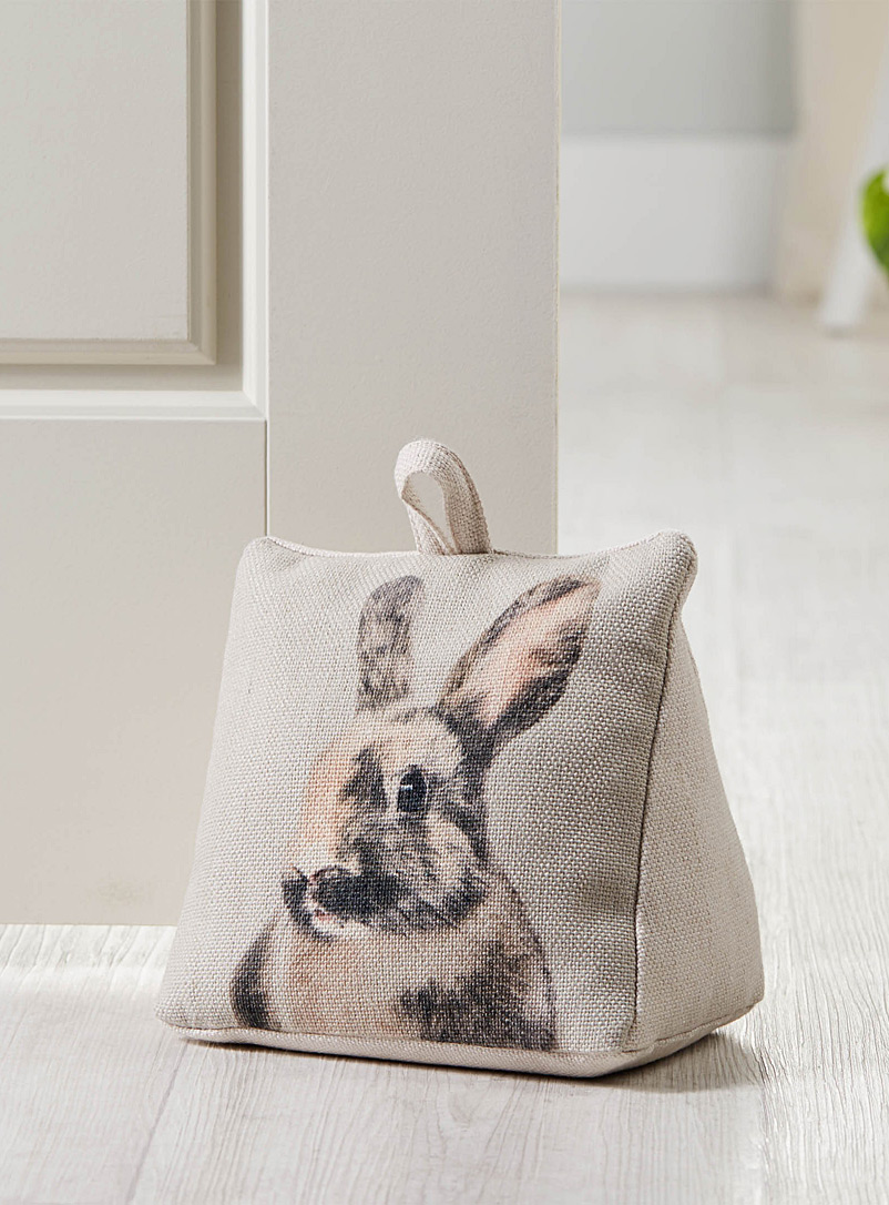 Pretty rabbit door stop - Poufs - Assorted